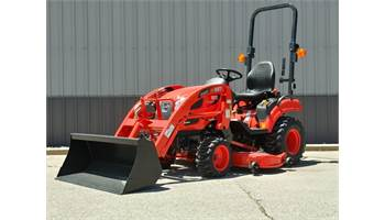 CS Series CS2210HB Subcompact Tractor W/ Loader & Mower deck