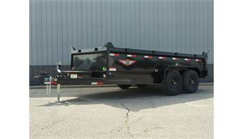 2019 14 FT Standard Duty Dump Trailer
