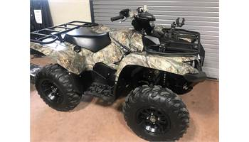 2018 Grizzly EPS - Realtree Xtra w/Aluminum Wheels
