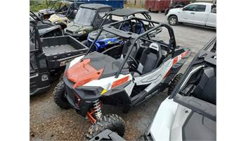 2019 RZR XP Turbo - White Pearl