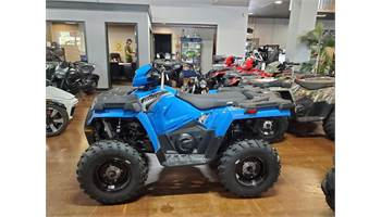 2019 Sportsman 570 EPS - Velocity Blue
