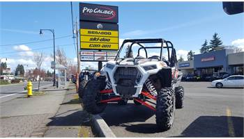 2019 RZR XP 4 1000 DYNAMIX - White Lightning