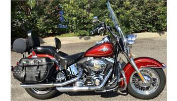 2009 Heritage Softail® Classic