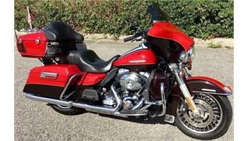 2011 FLHTK Electra Glide® Ultra Limited - Two Tone Opt.