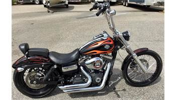 2013 FXDWG Wide Glide®