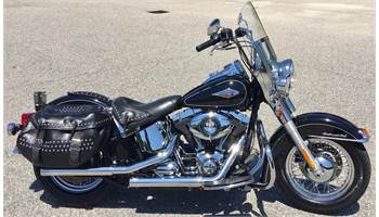 2012 FLSTC Heritage Softail® Classic - Single Color