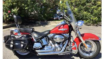 2008 Heritage Softail® Classic Firefighter