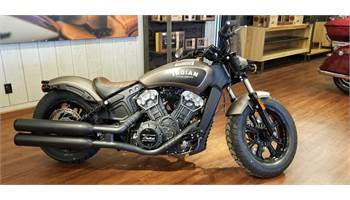 2019 SCOUT BOBBER ABS