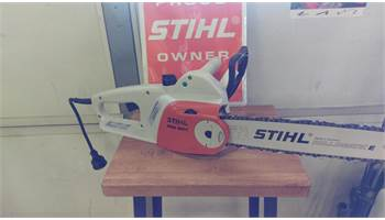 2007 MSE 180 C-BQ Electric Chain Saw
