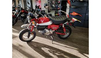 2019 Monkey 125CC Fuel Injected Fun