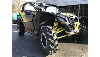 2019 Maverick X3 XMR Turbo