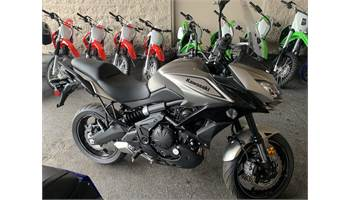 "2017 VERSYS ABS ""Great Deal - $2000 Off Retail"""