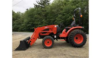 CK2610 Manual/HST 4wd Tractor Loader