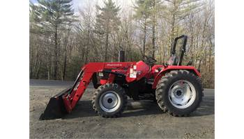5545 4x4 Shuttle Tractor w/ Loader