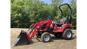 2019 Emax 20s HST 4x4 Tractor w/ Loader