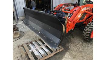 "80"" Hydraulic Light Duty Snowplow"