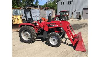 2008 4530 Shuttle 4x4 w/ Loader QA Bucket  *60 hours