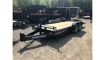 2019 Sure-Trac 7' x 18' Full Tilt Trailer