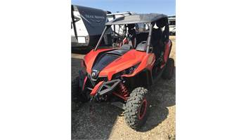 2015 Maverick X rs DPS™ - Can-Am Red