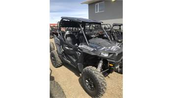 2018 RZR® S 900 EPS - Black Pearl