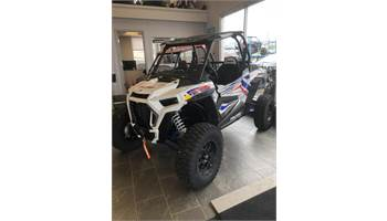 2019 RZR XP® Turbo LE - White Lightning