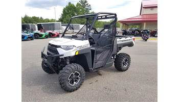 2019 RANGER XP® 1000 EPS Ride Command® - Pearl White