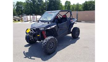 2018 RZR XP 1000 EPS RED AND BLACK PEARL