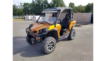 2016 COMMANDER LTD 1000EFI
