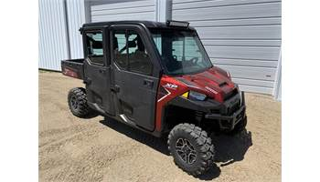 2018 RANGER CREW® XP 1000 EPS - Sunset Red Metallic
