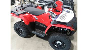 2019 ATV-19, 450 SPMN HO EPS INDY RED