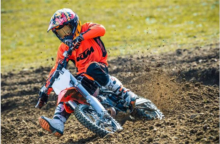KTM MX Dirt Bikes