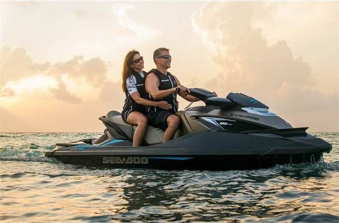 Sea Doo Luxury PWC