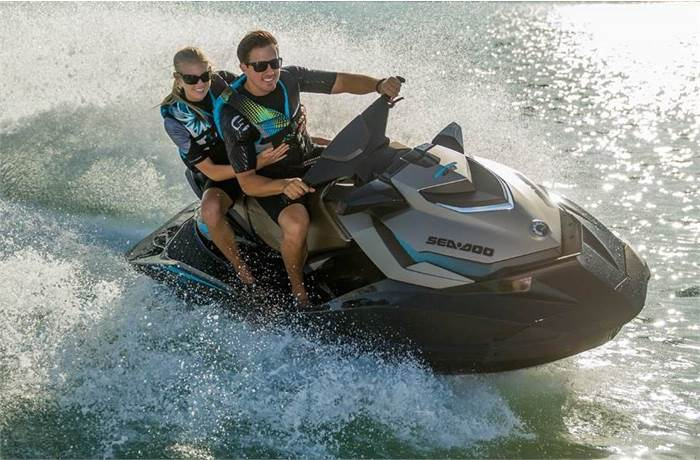 Shop Sea-Doo Recreation PWCs