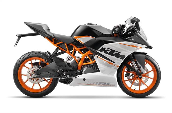 KTM Supersport Street Bikes