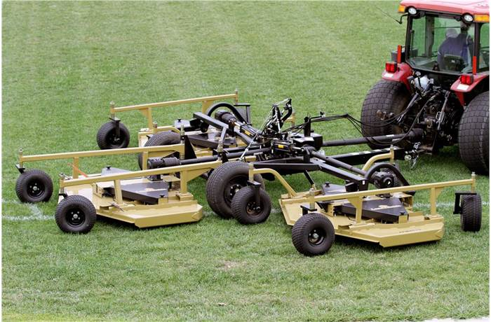 Land Pride Agricultural Mowers