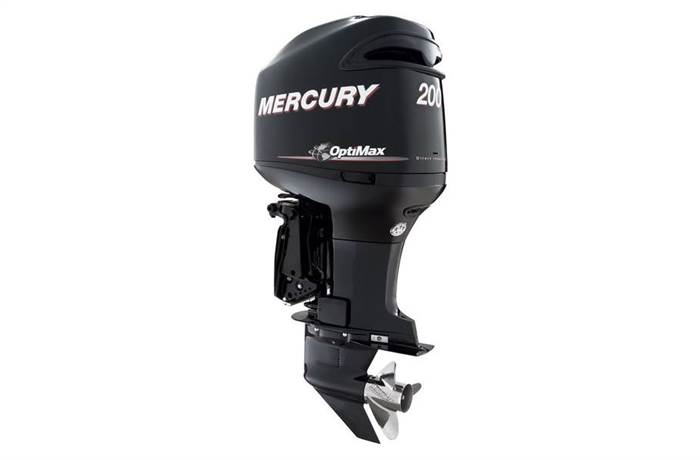 Mercury Optimax Outboards