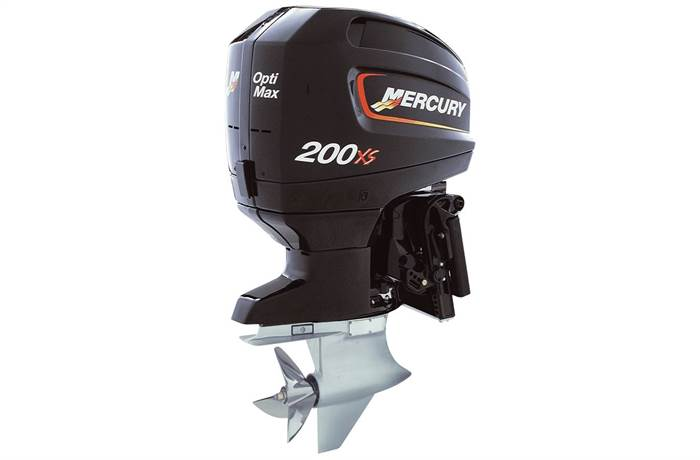 Mercury Racing Outboards