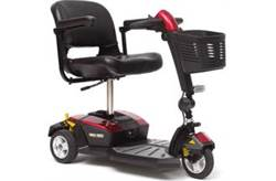 GO-GO® LX WITH CTS SUSPENSION 3-WHEEL
