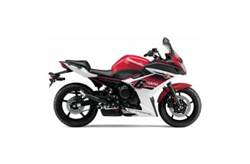 2014 FZ6R - Rapid Red/Pearl White