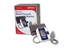 BLOOD PRESSURE MONITOR-MANUAL INFLATION OMRON