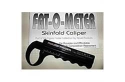 FIGURE FINDER FAT-O-METER PLASTIC SKINFOLD CALIPER