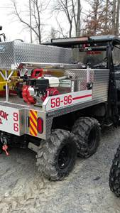 Red Hook FD 6x6 RT BK