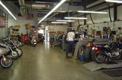 Service Department at Beechmont Motorsports