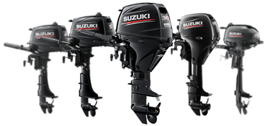 Suzuki Outboard Motors. New to Snell Powersports!
