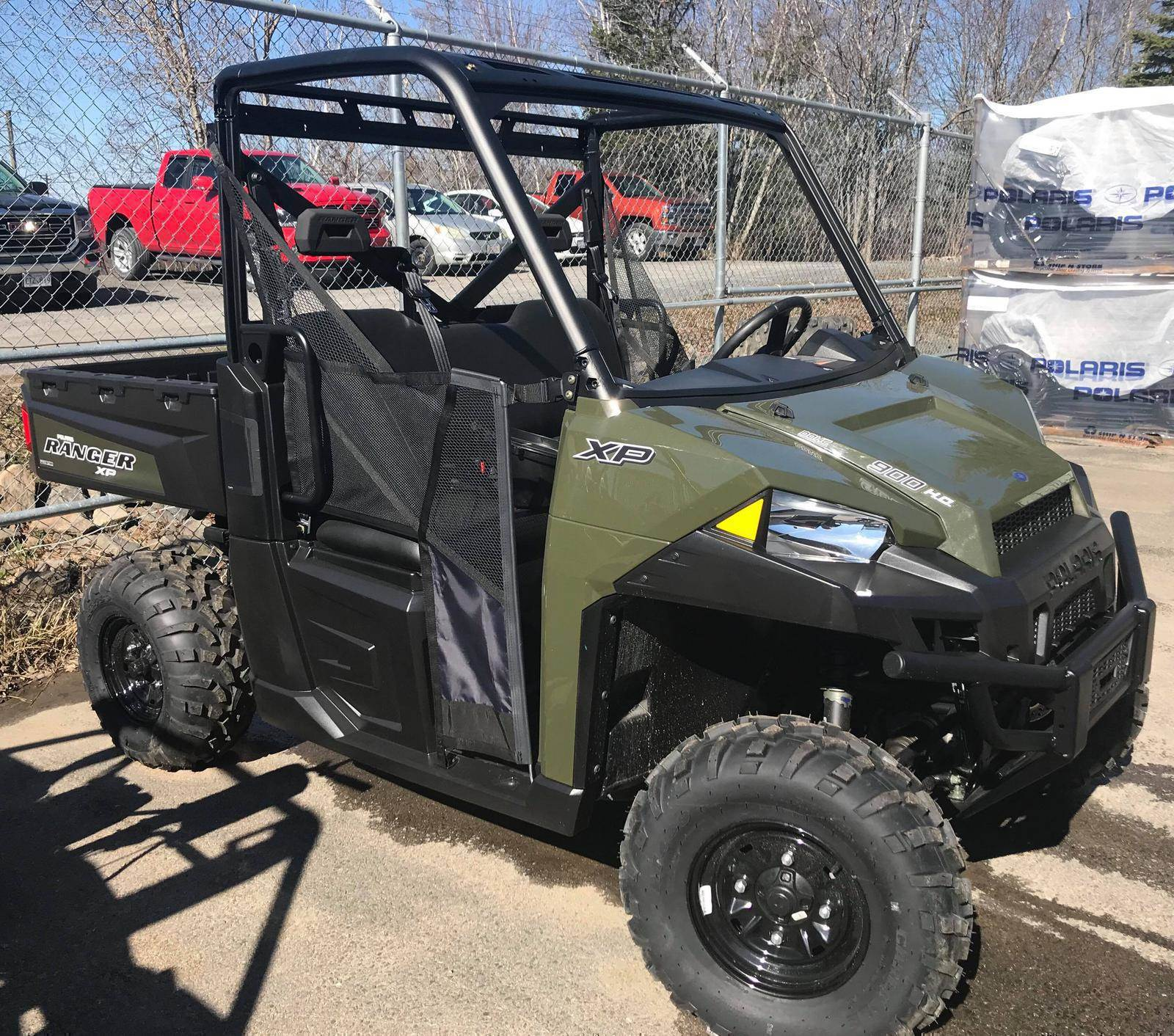 RZR XP® 4 1000 EPS Ride Command Edition - Black Pearl