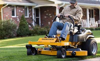 The Facts and Facets of Hustler Mowers Blog