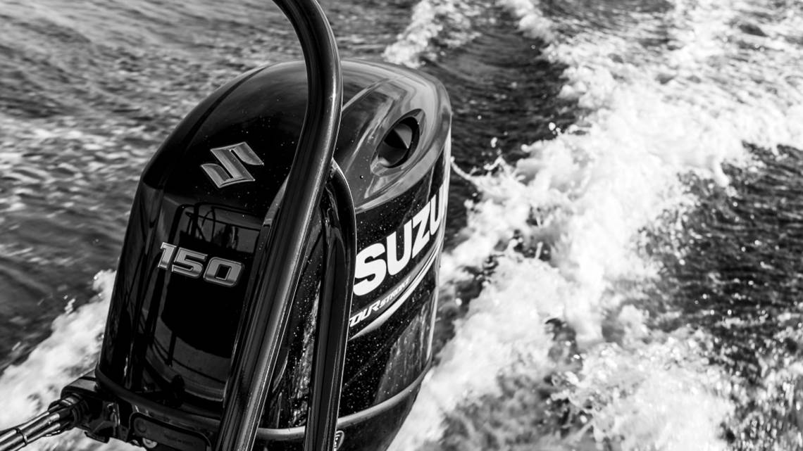 Suzuki Outboard Motors County Home & Outdoors Nederland, TX