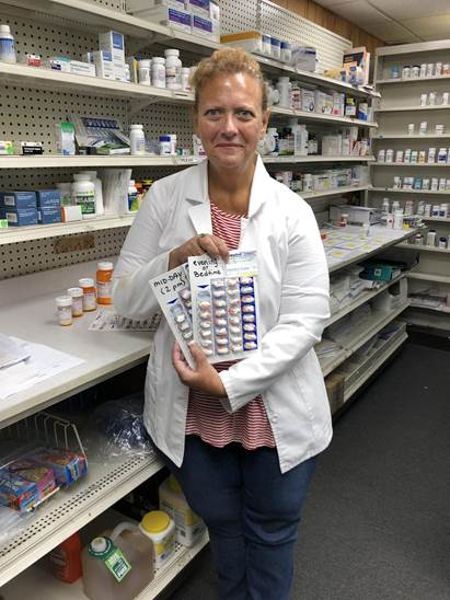Prescription and Compounding Pharmacy