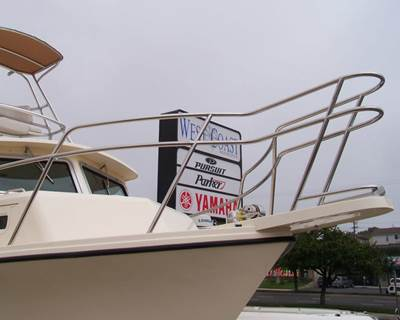 Parker Boats Custom Additions & Modifications