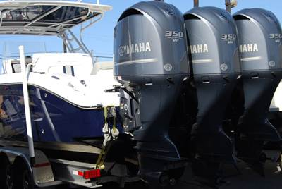 Yamaha Outboard Services